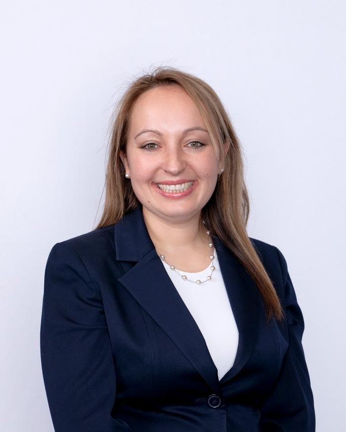 Attorney Helena Trachtenberg